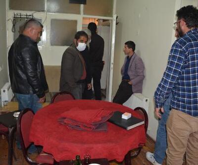 Evde kumar oynayan 24 kişiye 105 bin lira ceza
