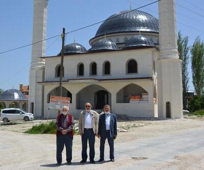 Şehzade Korkut Camii'nde inceleme