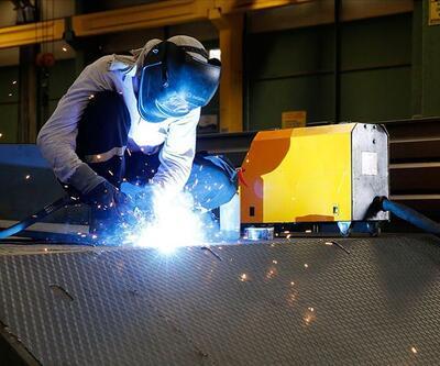 Sanayi üretimi Mart'ta aylık yüzde 7.1 azaldı