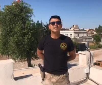 Suriye'de görev yapan kahraman Mehmetçikten şampiyon Karacabey'e selam var
