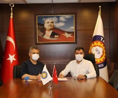 Tarsus'ta maske satış protokolü