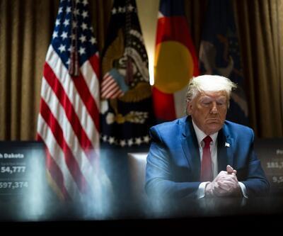 Beyaz Saray'da salgın alarmı: Trump koronavirüse yakalanırsa ne olur?