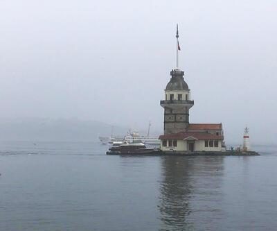 Karpostallık İstanbul manzaraları