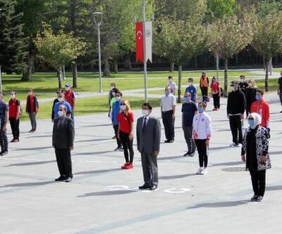 Bolu'da 19 Mayıs Gençlik Haftası kutlamaları başladı