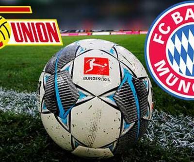 Union Berlin Bayern Münih maçı hangi kanalda, saat kaçta canlı izlenecek?