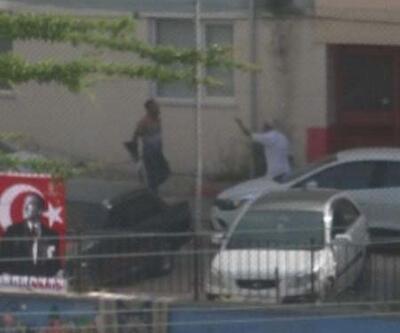 Kısıtlamayı ihlal edip, tartıştığı kişiyi sokak ortasında vurdu