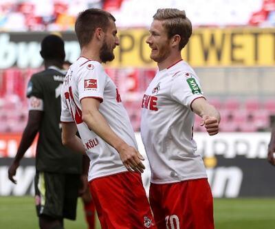 Mainz 2-0'dan geri döndü