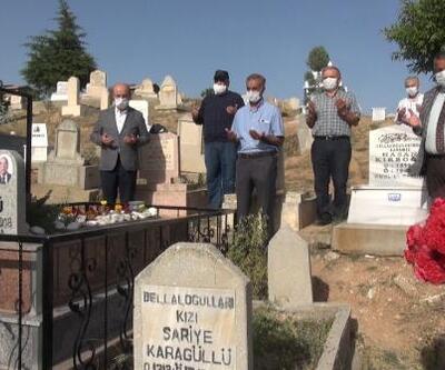 'Ahi Baba' ölümünün 2'nci yılında anıldı