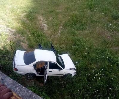 Besni'de kaza: 4 yaralı