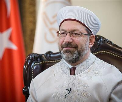 Diyanet İşleri Başkanı Erbaş'tan 'Kadir Gecesi' mesajı