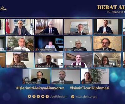 BTSO Başkanı Burkay: Hedef üyelerin salgını en az hasarla atlatması