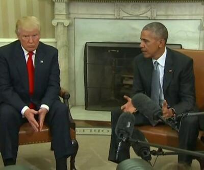 ABD'de başkanlar karşı karşıya