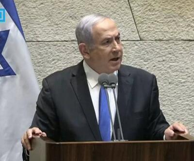 İsrail'de hükümet krizi çözüldü
