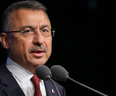 Cumhurbaşkanı Yardımcısı Fuat Oktay'dan şehit asker için taziye mesajı