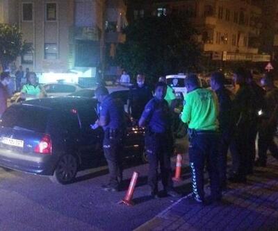 Alanya'da polislerden gürültü denetimi