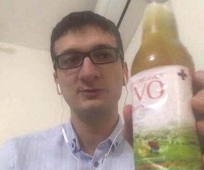 Türk mühendis, Madagaskar'ın bulduğu bitkisel ilacı denedi
