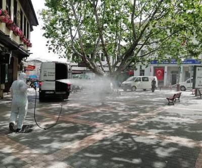Osmangazi Belediyesi bir haftada 22 bin 894 noktayı dezenfekte etti