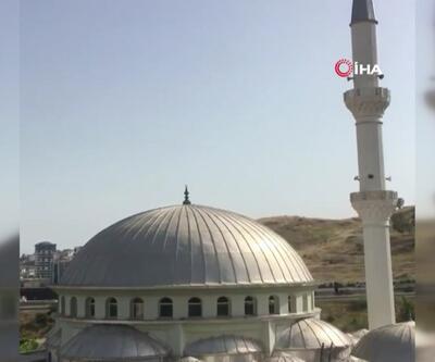 İzmir'de cami minaresinden müzik yayını