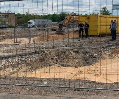 Almanya'da aynı inşaat yerinde üçüncü kez bomba bulundu