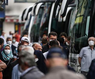 Son dakika... İçişleri Bakanlığı: 65 yaş üstü 258 bin 651 kişiye izin verildi