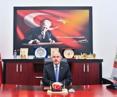 Vali Ömer Faruk Coşkun'danRamazan Bayramı mesajı