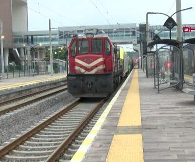 İlk ihracat treni yola çıktı