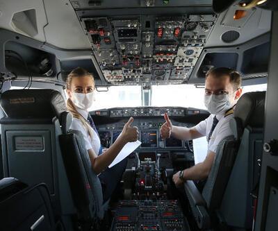 Tarihe geçtiler! Boş uçakta 9 milyon yolcu