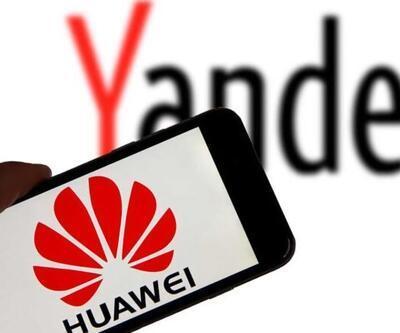 Huawei ile Yandex arama motoru konusunda el sıkıştı