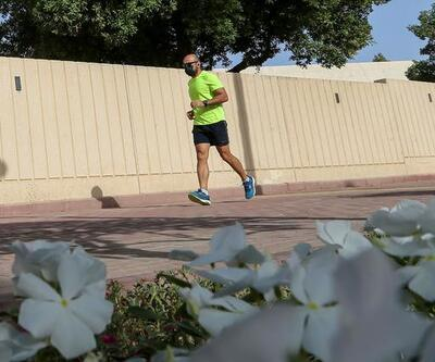 Açık havada spor yapanlara 'maske' uyarısı