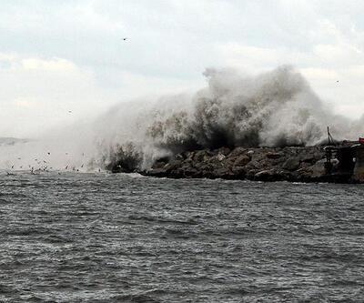 Denizler için fırtına uyarısı