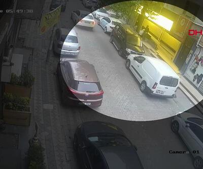 Son dakika... 100 bin liralık cep telefonu hırsızlığı kamerada