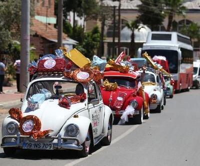 Kepez'de bayram sokaklara taştı