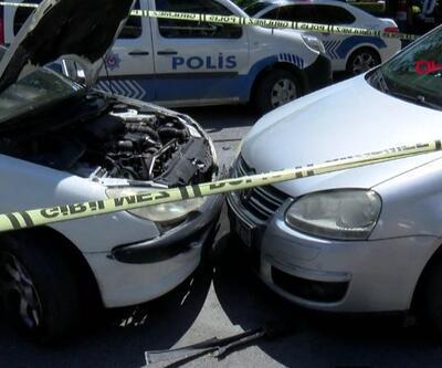 Polisten kaçtı kaza yaptı