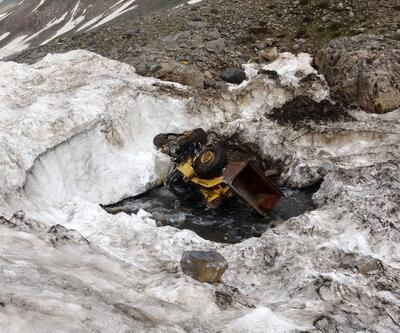 42 kişi can vermişti... Kar altında kalan araçlar karların erimesiyle ortaya çıktı