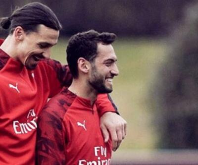 'Ibrahimovic'in Türkiye'de tuttuğu bir takım var'