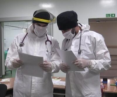 Virüse karşı omuz omuza mücadele