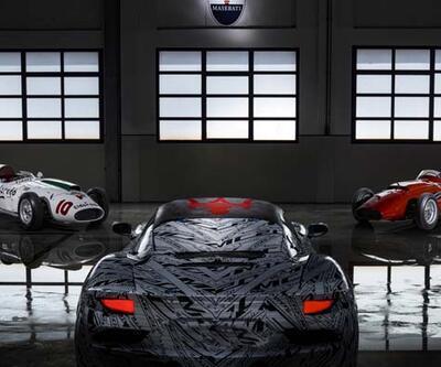 Maserati, efsane pilotu prototiple anıyor