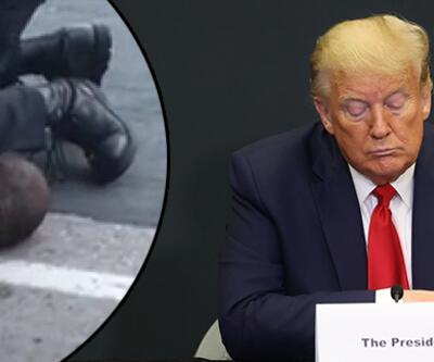 ABD'yi karıştıran olayla ilgili Trump'tan ilk açıklama: Çok çok üzücü bir olay