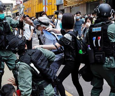Son dakika... Çin'de protestolara neden olan Ulusal Güvenlik Yasası kabul edildi