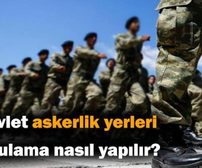 Askerlik yerleri için gözler MBS ASAL'da: Askerlik yeri sorgulama e devlet'te!