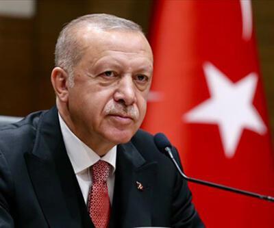 Cumhurbaşkanı Erdoğan, Azerbaycan Cumhuriyeti'nin 102. yıl dönümünü kutladı