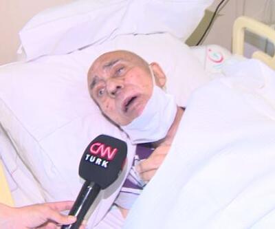 79 yaşında koronavirüsü yendi