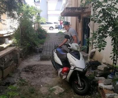 Hırsızlık şüphelisine sokağa çıkma yasağını ihlalden ceza