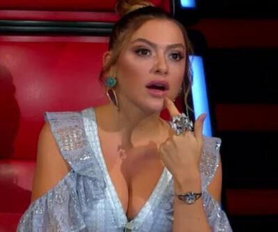 Hadise'nin 'O Ses Türkiye' paylaşımı olay oldu!