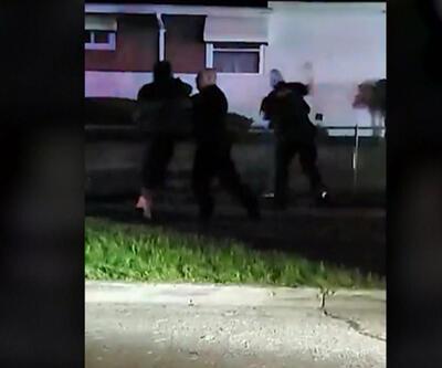 ABD polisi siyahi bir kadını öldüresiye dövdü!