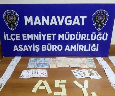 Manavgat'ta kumar operasyonu
