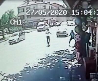 Eşini sokak artasında vuran koca saklandığı evde yakalandı