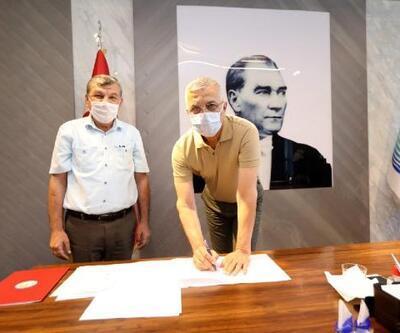Mezitli Belediyesi'nde toplu iş sözleşmesi