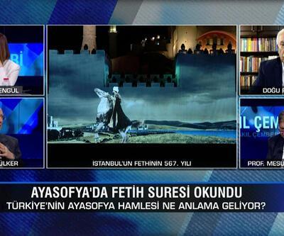 Türkiye'nin Ayasofya hamlesi ne anlama geliyor? ABD-Çin: Yeni dönemin savaşı mı? Akıl Çemberi'nde konuşuldu