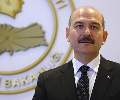 Bakanı Soylu'dan şehit polis Arslan'ın eşine başsağlığı telefonu